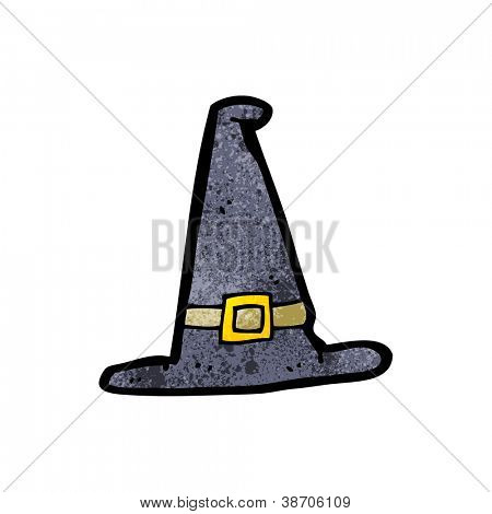 cartoon pointy hat