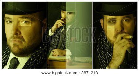 Triptic Composite Off Big Boss