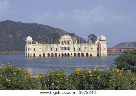 Indian Water Palace