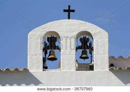 Bells In Ibiza, Spain