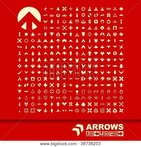 Arrows. GREAT COLLECTION.