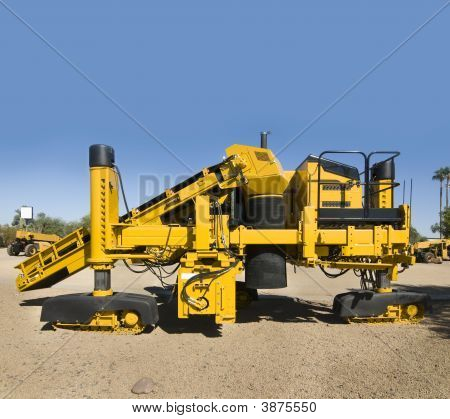 Heavy Duty Industrial Machinery