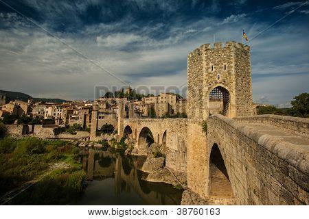View of Girona, Spain