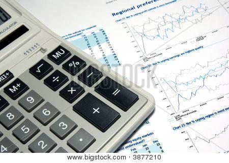 Calculator And Printed Report.