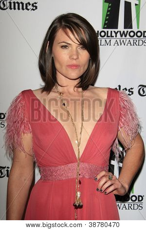 BEVERLY HILLS - OCT 22: Clea Duvall at the 16th Annual Hollywood Film Awards Gala at The Beverly Hilton Hotel on October 22, 2012 in Beverly Hills, California