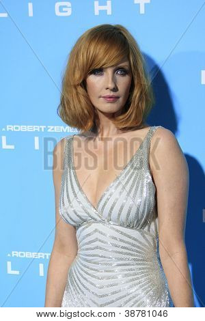 LOS ANGELES - OCT 23: Kelly Reilly at the Premiere of Paramount Pictures' 'Flight' at ArcLight Cinemas on October 23, 2012 in Los Angeles, California