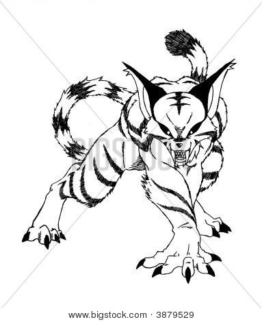 Demon Tiger