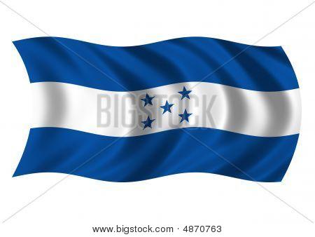 Honduras - Flag Of