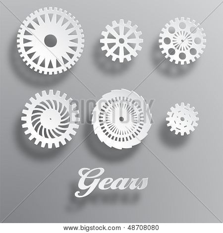 Paper Gears