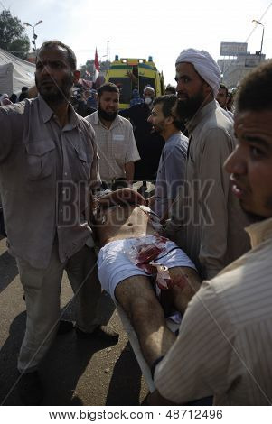 July 27 Rabaa El-adawya Massacre