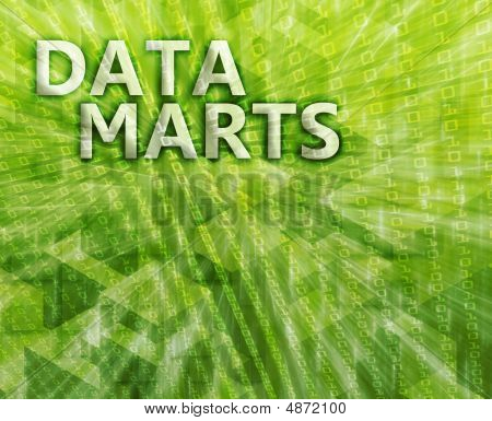 Data Mart Illustration