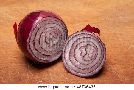 Red Onion Cooking