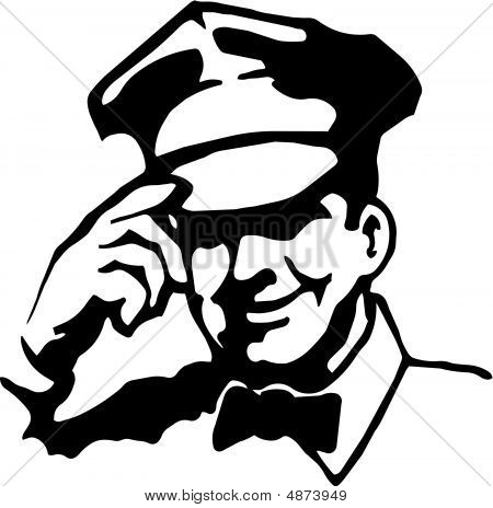 Service man.