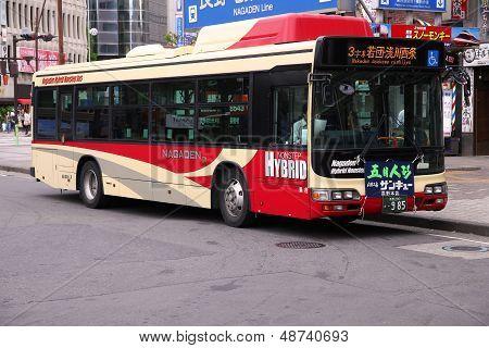 Nagano Hybrid Bus
