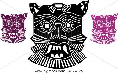 Aztec Masks