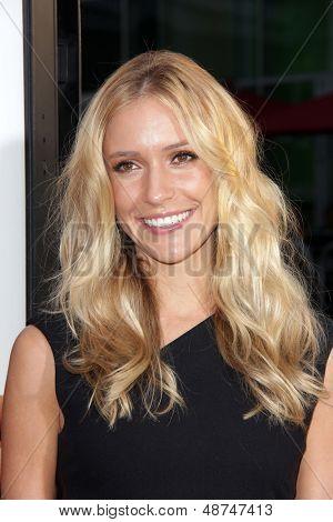 LOS ANGELES - JUL 31:  Kristin Cavallari arrives at the