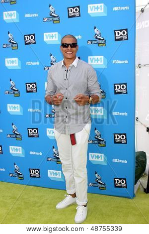 LOS ANGELES - JUL 31:  Lil J arrives at the 2013 Do Something Awards at the Avalon on July 31, 2013 in Los Angeles, CA