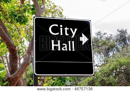 Als Rathaus-Zeichen