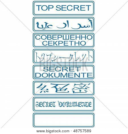 Seal of Top Secret