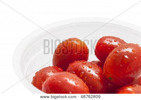 Fresh Plum Tomatoes