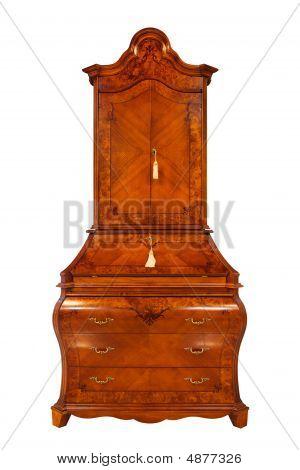 Wooden Bureau