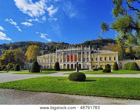 Villa Olmo, Como, Lombardy, Italy