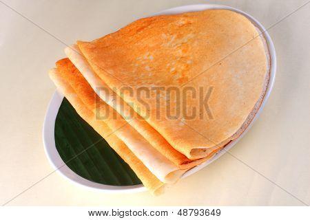 Masala dosa,Ghee roast