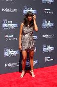 LOS ANGELES - AUG 1:  Aisha Tyler arrives at the 2013 Young Hollywood Awards at the Broad Stage on A