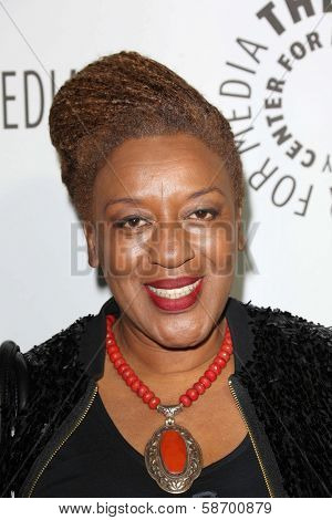 CCH Pounder at the Paley Center for Media 2013 Benefit Gala, 20th Century Fox Studios, Los Angeles, CA 10-16-13