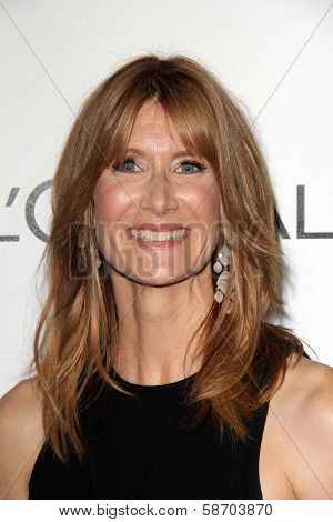 Laura Dern at the Elle 20th Annual
