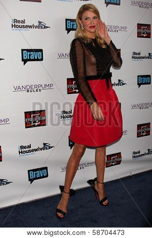 Brandi Glanville at the Real Housewives of Beverly Hills Season 4 Party and Vanderpump Rules Season 2 Party, Blvd. 3, Hollywood, CA 10-23-13