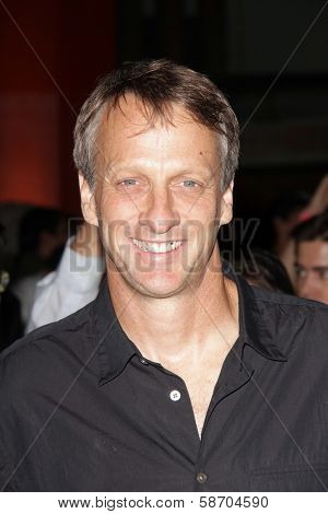 Tony Hawk at the