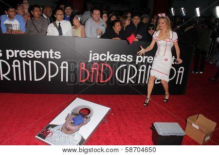 Jessica Kinni at the