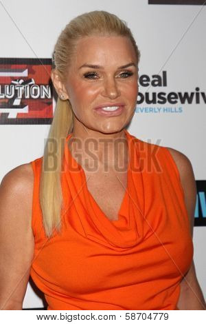 Yolanda Adams at the Real Housewives of Beverly Hills Season 4 Party and Vanderpump Rules Season 2 Party, Blvd. 3, Hollywood, CA 10-23-13