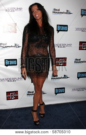Carlton Gebbia at the Real Housewives of Beverly Hills Season 4 Party and Vanderpump Rules Season 2 Party, Blvd. 3, Hollywood, CA 10-23-13