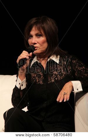 Michele Lee appearing at the Los Angeles Ultimate Women's Expo, Los Angeles Convention Center, Los Angeles, CA 10-27-13