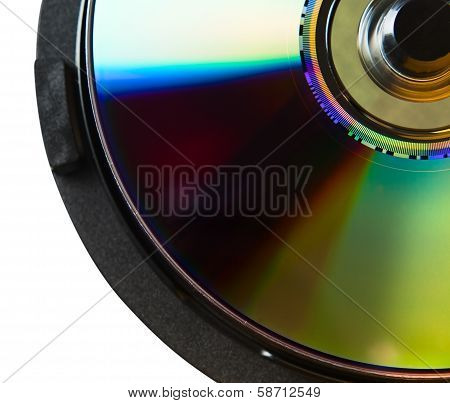 Box With Dvd Disks