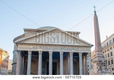 Pantheon of Agripa