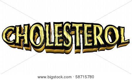 Cholesterol Text
