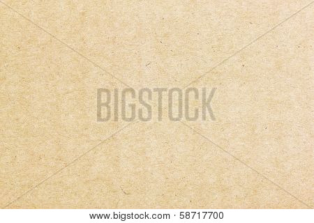 Cardboard Texture Or Background