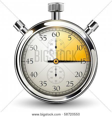 Stop watch, 15 seconds