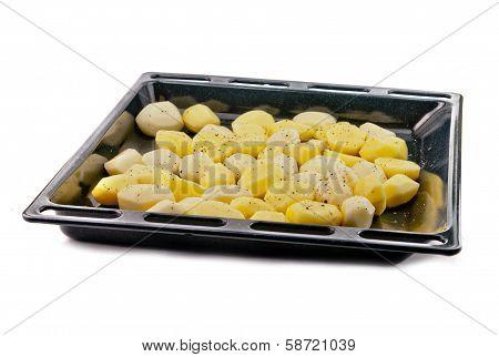 Prepared Potato