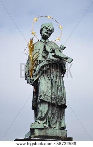 Statue Of St. John Nepomuk