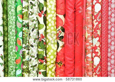 Festive Fabric
