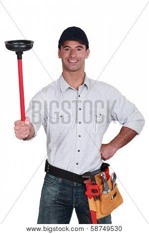 The handy man