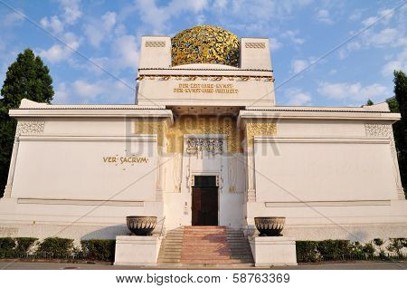 Secession, Art Nouveau in Vienna, Austria
