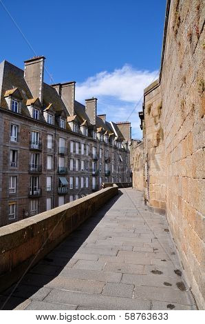 St Malo, Brittany, France