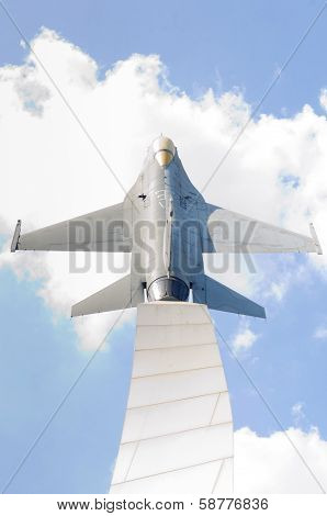 Warplane Monument