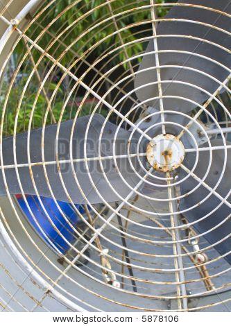 Old Air Condenser