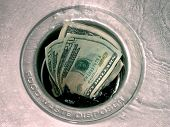 Money Down The Drain (2 Of 4)